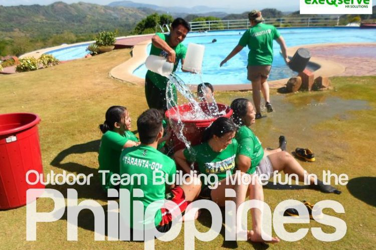 Team Building. More fun in the Philippines!
