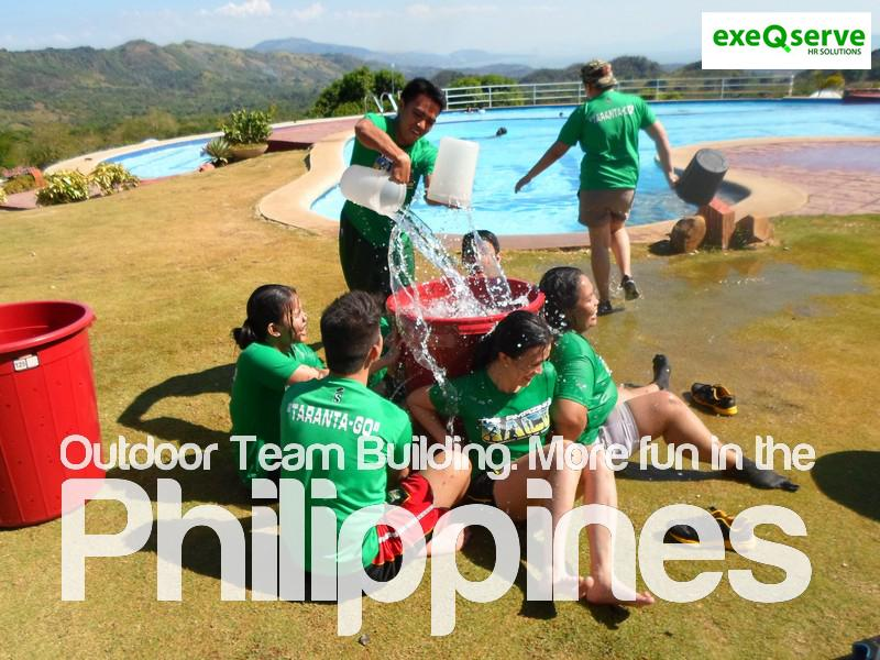 Connu Team Building. More fun in the Philippines! - ExeQserve NS88