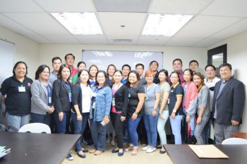 Team ExeQserve Facilitated Leadership Training for Royal Duty Free Shops, Inc.